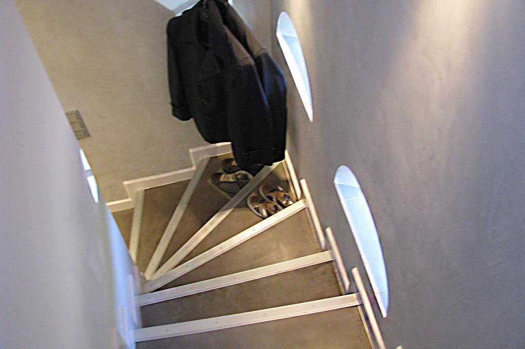 Treppenverkleidung